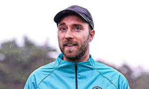 Christian Eriksen trở lại Inter