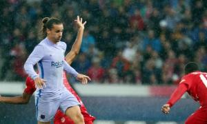 Salzburg 2-1 Barca