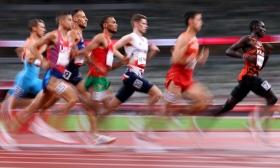 Chân chạy Kenya phá kỷ lục Olympic