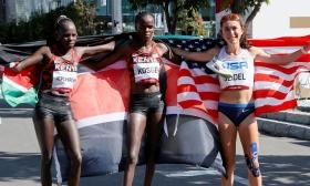 Jepchirchir về nhất narathon nữ Olympic