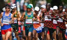 Runner nam bỏ cuộc nhiều hơn nữ ở đường chạy Olympic Tokyo