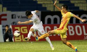 V-League 2021 - khi cuộc vui chợt tắt
