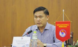 Chủ tịch CLB Hải Phòng chê lãnh đạo VPF