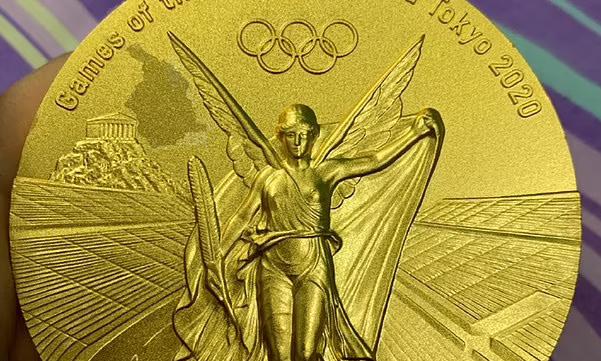 VĐV Trung Quốc chê chất lượng của HC vàng Olympic