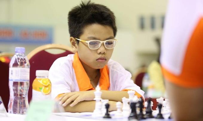 8 kỳ thủ Việt Nam vào tứ kết Cup cờ vua trẻ thế giới