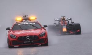 Vì sao F1 không cho Grand Prix Bỉ đua bù muộn một ngày?