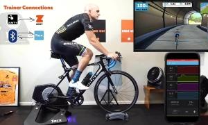 Các loại máy tập đạp xe trong nhà