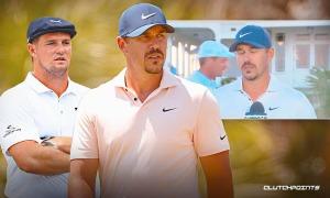 Khán giả bị cấm hô 'Brooksie' ở PGA Tour