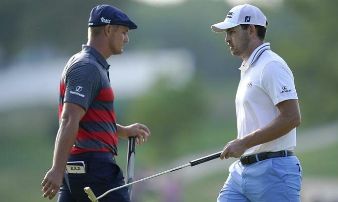 Đồng nghiệp PGA Tour ủng hộ DeChambeau