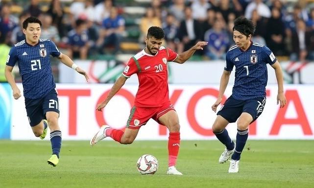 Nhật Bản 0-1 Oman