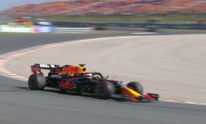 Verstappen soán ngôi đầu của Hamilton