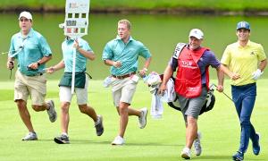 Vòng golf siêu tốc của Niemann