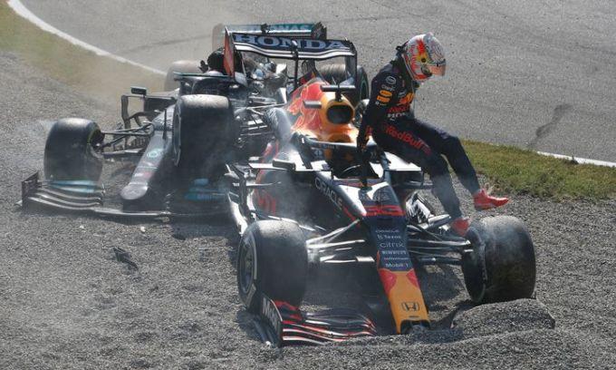 Ricciardo về nhất ở Grand Prix Italy