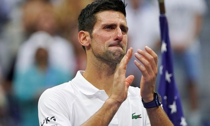 Becker: 'Djokovic bị phân biệt đối xử'