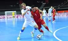Việt Nam vào vòng 1/8 futsal World Cup