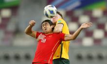 Cầu thủ Trung Quốc muốn đòi món nợ thua Việt Nam