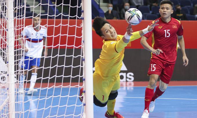 5 cầu thủ Việt Nam gây ấn tượng nhất ở futsal World Cup