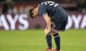 5 vấn đề của Messi