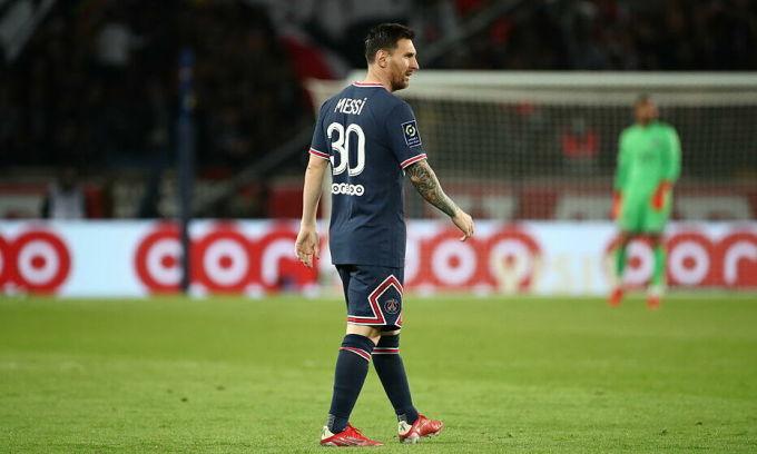 Messi nguy cơ lỡ đại chiến PSG - Man City