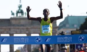 Bại tướng của Kipchoge vô địch Berlin Marathon 2021