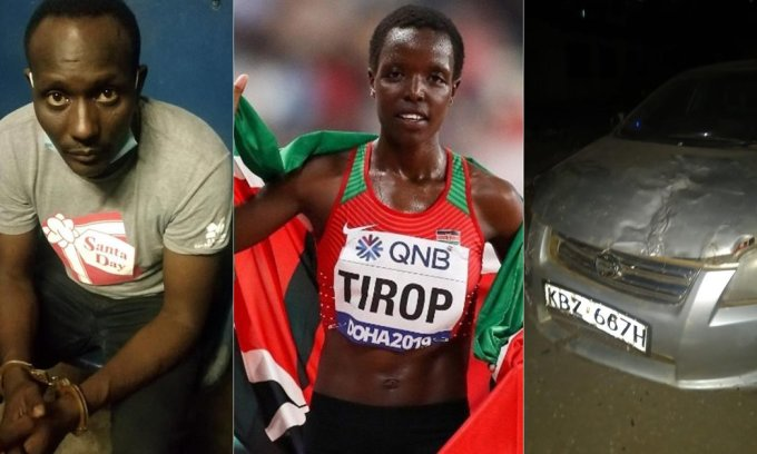 Bắt nghi phạm sát hại kỷ lục gia chạy 10km