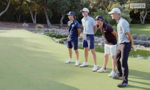 4 golfer European Tour cùng phá kỷ lục thế giới