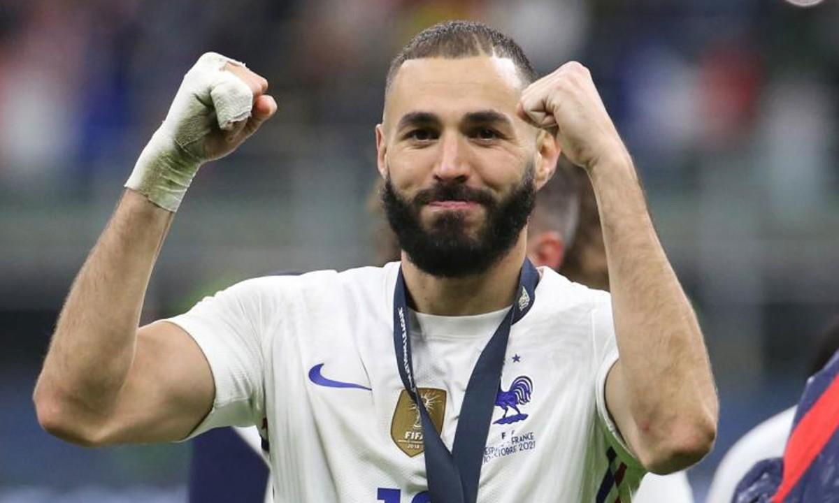 Benzema mơ giành Quả Bóng Vàng