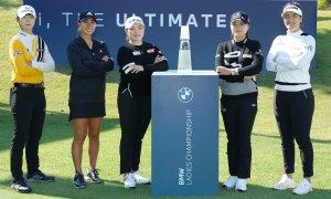 LPGA Tour 2021 vào hồi kết