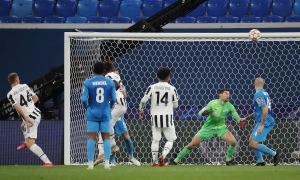 Juventus toàn thắng tại Champions League
