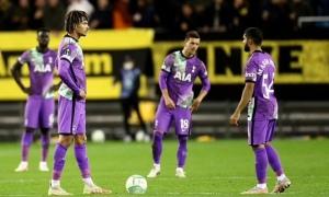 Vitesse 1-0 Tottenham