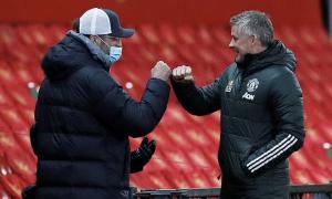 Solskjaer: 'Man Utd chưa đạt đẳng cấp như Liverpool'