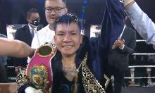 Thu Nhi giành đai WBO thế giới
