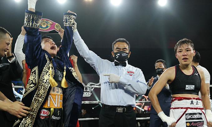 Trọng tài Sawaeng: 'Không thể thay đổi trận thắng của Thu Nhi'